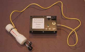 Automated Instrument Tuner